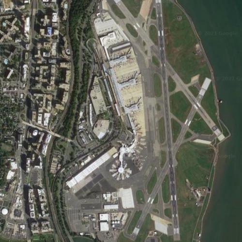 Reagan National Airport (DCA) (Google Maps)