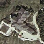 Scottie Pippen's House (former) (Google Maps)