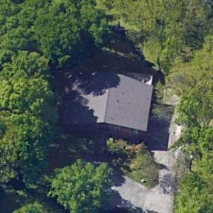 David Allan Coe's House (Former) (Google Maps)
