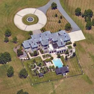 Kevin Harvick's House (Google Maps)