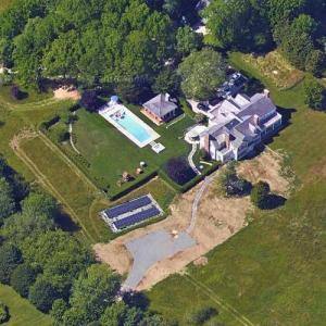 Alec Baldwin's House (Google Maps)