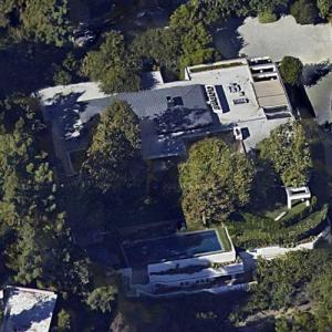 Ryan Seacrest' house (Google Maps)