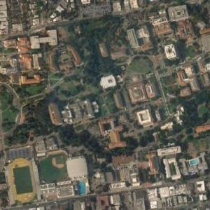 University of California at Berkeley (Google Maps)