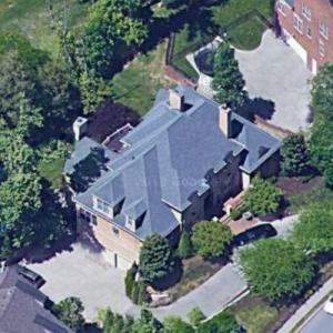 Keith Thomas' House (Former) (Google Maps)