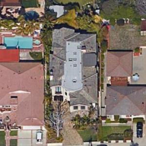 Luke Walton's House (Google Maps)