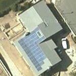 Owen Wilson's House (Google Maps)