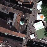 Freiburg i. Breisgau City Hall (Google Maps)