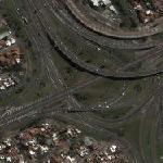 AV. Gral. Paz & Ruta Panamericana (Google Maps)