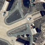 Spanish Air Force Facility at Gran Canaria International Airport (Google Maps)