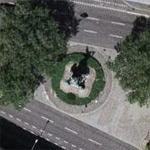 Siegesdenkmal Freiburg i. Breisgau (Google Maps)