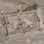 Qala-I-Biland fort ruins in Kabul