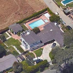 Dana Schweiger's House (Google Maps)