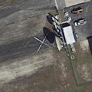 Radar cross section test facility (Google Maps)