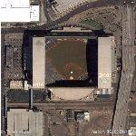 Chase Field Ballpark (Google Maps)