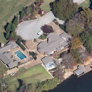 Pat Summitt's House (Google Maps)