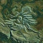 Spider Crater (Google Maps)