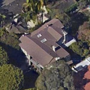 Carl Reiner's House (Google Maps)