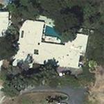 John Frusciante's house (Google Maps)