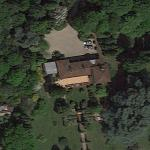 Eric Clapton's House (Hurtwood edge Estate)