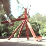 'The Sieve of Eratosthenes' by Mark di Suvero (StreetView)