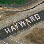 Hayward Airport (HWD) (Google Maps)