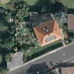 Dirk Nowitzki's childhood house (Google Maps)
