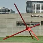 'Ave' by Mark di Suvero (StreetView)