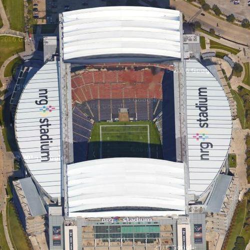 NRG Stadium (Google Maps)