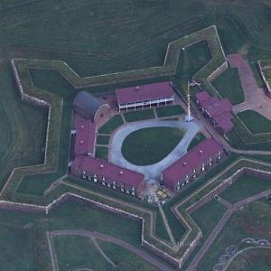 Fort McHenry (Google Maps)