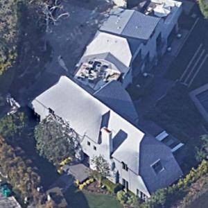 Simon Fuller's House (Google Maps)