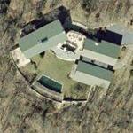 Eric Fischl's house (Google Maps)