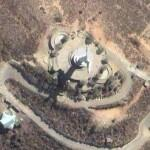Cristo de la Concordia (Google Maps)