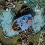Donald Duck's Boat (Google Maps)