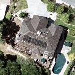 Joe Nedney's House (Google Maps)