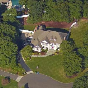 Mike Golic house in Avon, Connecticut