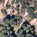 Gordon Moore's compound (Google Maps)
