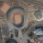 Seoul Olympic Stadium and Park (Google Maps)