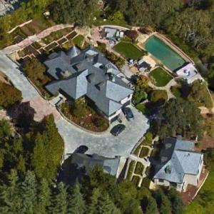 Carly Fiorina's house (Former) (Google Maps)