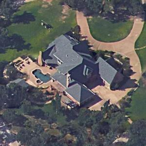 Rex Tillerson's house (Google Maps)