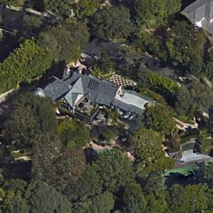 Adam Levine & Behati Prinsloo's House (Google Maps)