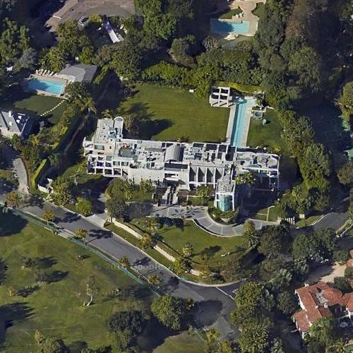 guilford glazers house deceased in beverly hills ca