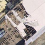 Damaged Roof (Google Maps)
