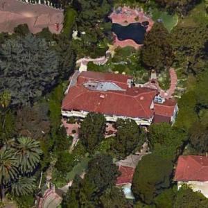 Scott Bakula's House (Google Maps)