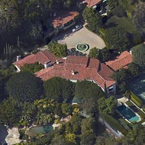 Bill Guthy & Victoria Jackson's house (formerly Cary Grant's & Buster Keatons's) (Google Maps)