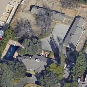 Powers Boothe's House (Google Maps)