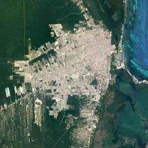 Cancun (Google Maps)