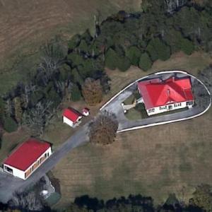 Dolly Parton's Farm (Google Maps)