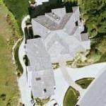 Kevin Cronin's House (Google Maps)