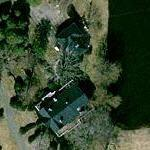 Sissy Spacek's House (Google Maps)