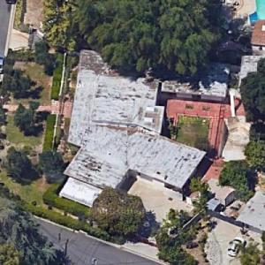 Stevie Wonder's House (Google Maps)